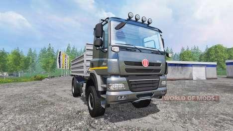 Tatra Phoenix T 158 4x4 [tipper] v1.2 for Farming Simulator 2015