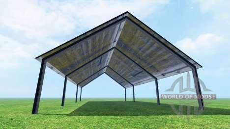 Canopy for Farming Simulator 2015