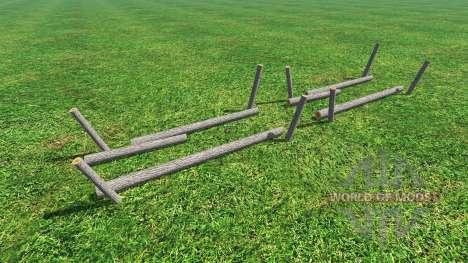 Tree Post v2.0 for Farming Simulator 2015