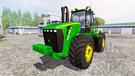 John Deere 9630 v6.0 for Farming Simulator 2015