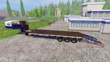 The trawl for Farming Simulator 2015