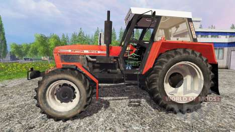 Zetor 16145 Turbo v2.0 for Farming Simulator 2015