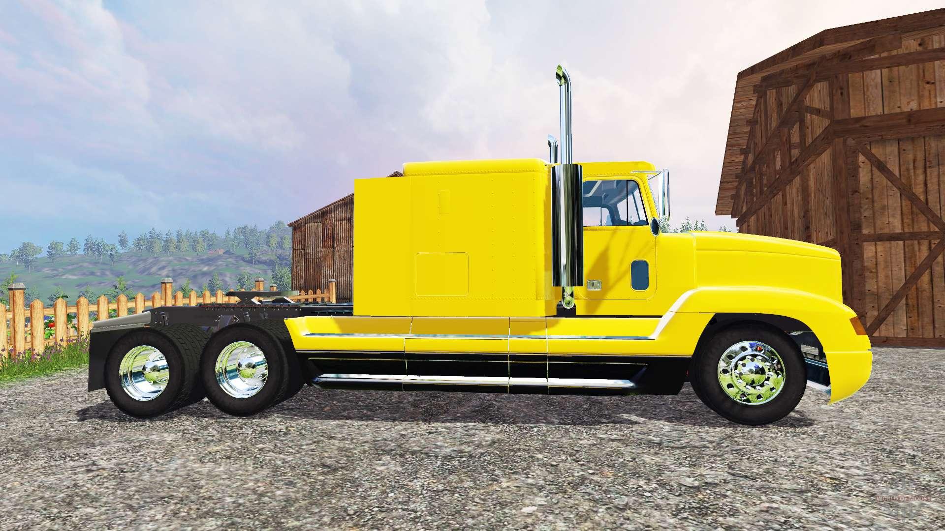 Freightliner FLD 120 [pack] for Farming Simulator 2015
