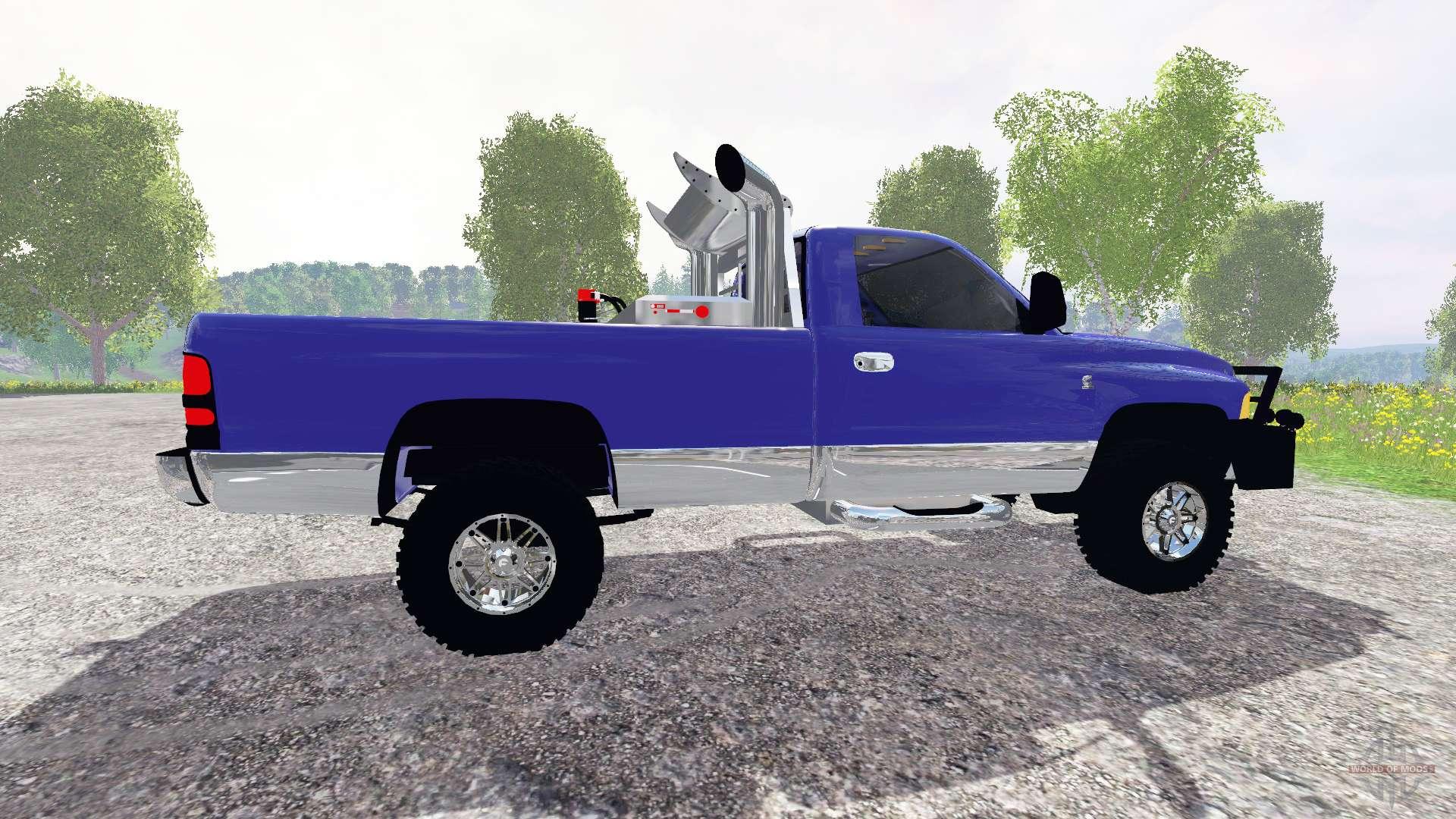 dodge ram 2500 service for farming simulator 2015