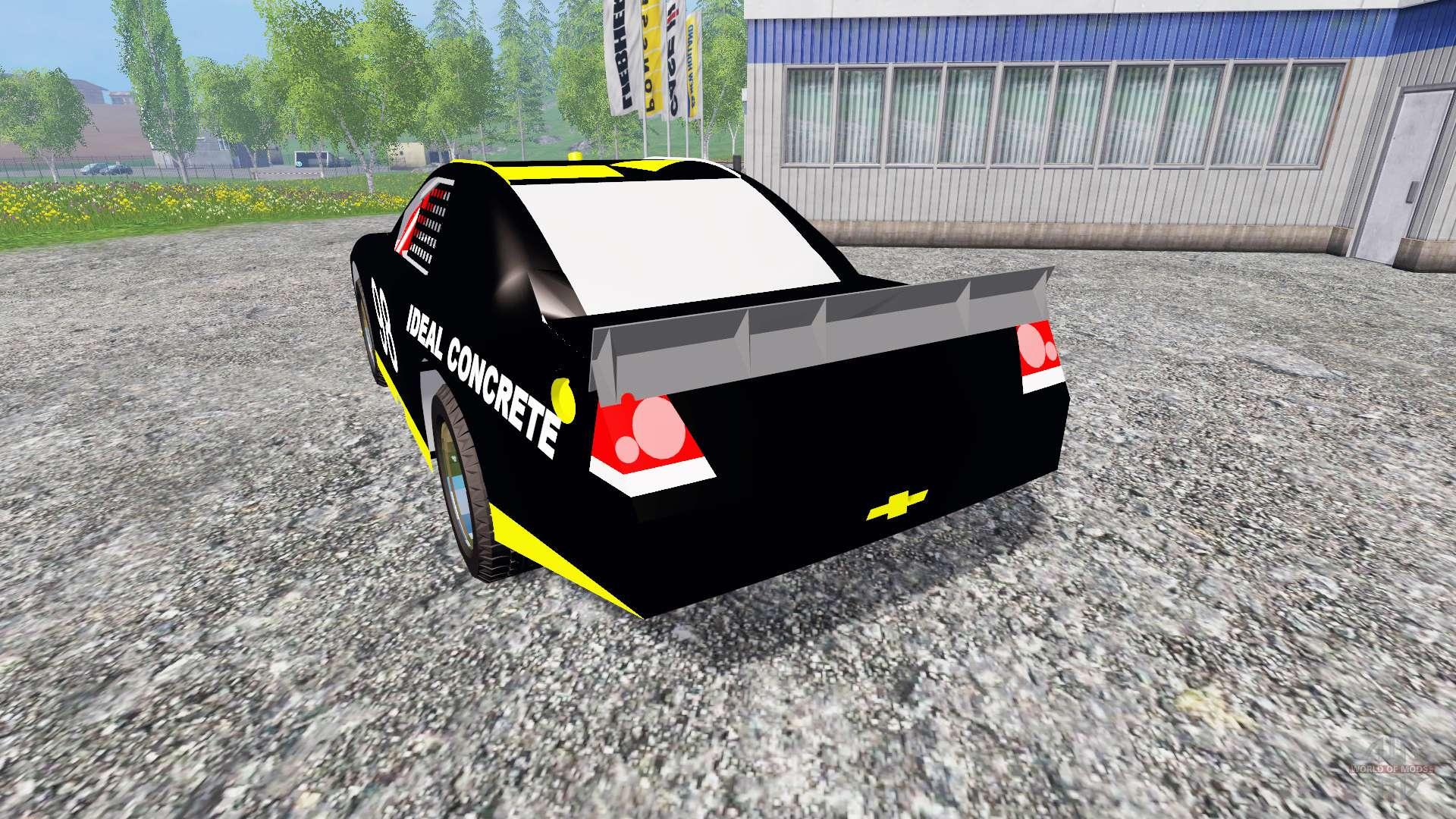 Chevrolet monte carlo nascar 1998 for farming simulator 2015