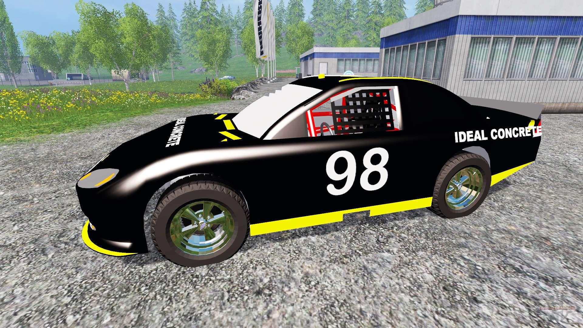 Chevy Monte Carlo 2015 >> Chevrolet Monte Carlo NASCAR 1998 for Farming Simulator 2015