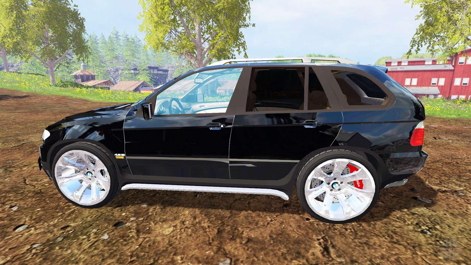 X5 2004 for Farming Simulator 2015