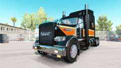 The Flat Top Transport skin for Peterbilt 389 truck for American Truck Simulator
