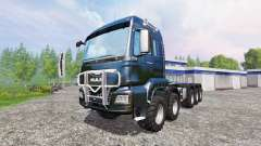 MAN TGS [container truck]