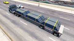 New trailers in traffic for American Truck Simulator