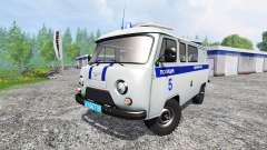 UAZ-3909 Police