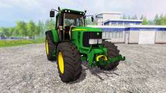 John Deere 6320 Premium for Farming Simulator 2015