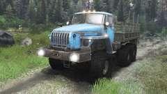 Ural-4320 Soviet Union [03.03.16] for Spin Tires