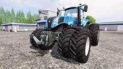New Holland T8.435 v5.0 for Farming Simulator 2015