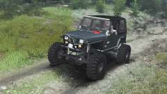Jeep YJ 1987 [03.03.16] for Spin Tires
