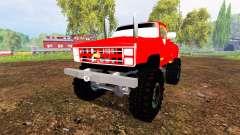 Chevrolet K5 Blazer v1.0
