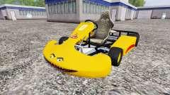 Karting v2.0 for Farming Simulator 2015