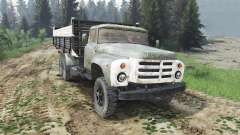 ZIL-133 G1 [03.03.16] for Spin Tires
