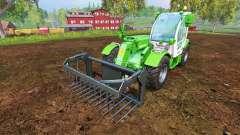 Sennebogen 305 for Farming Simulator 2015