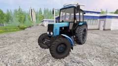 MTZ-82.1 Belarus turbo for Farming Simulator 2015