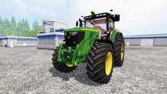 John Deere 6210R v2.0 [real run sound]