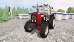 UMZ-6КЛ 4x4 for Farming Simulator 2015