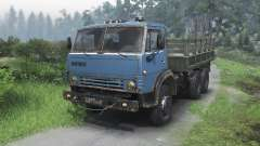 KamAZ-4310 [modified][03.03.16] for Spin Tires