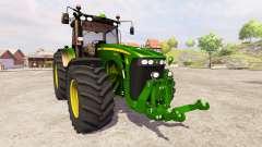John Deere 8530 for Farming Simulator 2013