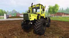 Mercedes-Benz Trac 1100 for Farming Simulator 2015