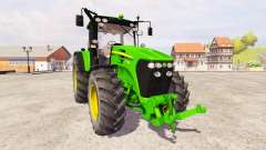 John Deere 7730 v2.0 for Farming Simulator 2013