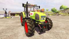 CLAAS Ares 826 v2.0 for Farming Simulator 2013