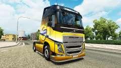 The Volvo Special 2012 skin for Volvo truck for Euro Truck Simulator 2