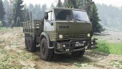 KamAZ-4310 [edit][03.03.16] for Spin Tires