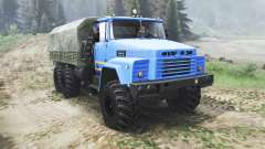 KrAZ-260 [03.03.16] for Spin Tires