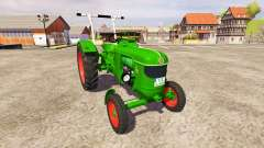 Deutz D40 v3.0 for Farming Simulator 2013
