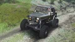 Jeep YJ 1987 [open top][03.03.16] for Spin Tires