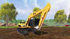 Caterpillar 325C for Farming Simulator 2015