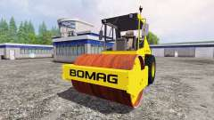 BOMAG BW 214 DH-3 for Farming Simulator 2015