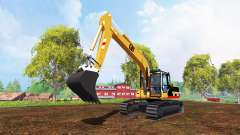 Caterpillar 320L for Farming Simulator 2015