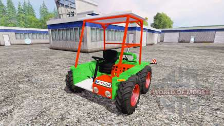 Rasant BergTrac for Farming Simulator 2015