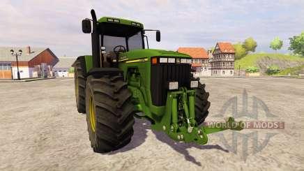 John Deere 8410 for Farming Simulator 2013