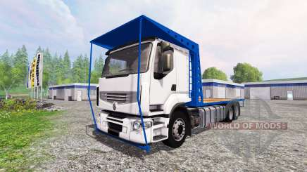 Renault Premium for Farming Simulator 2015
