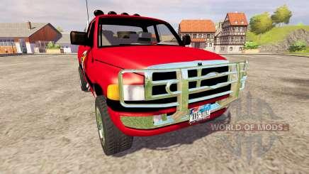 Dodge Ram 2500 for Farming Simulator 2013