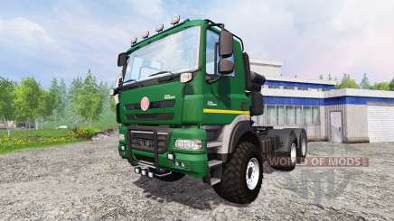 Tatra Phoenix T 158 6x6 for Farming Simulator 2015