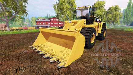Caterpillar 980H for Farming Simulator 2015