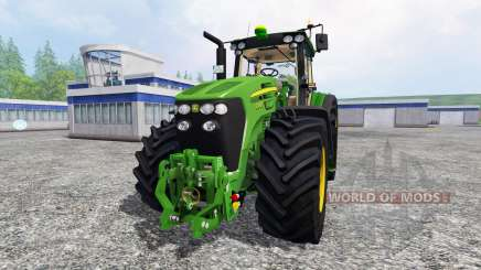 John Deere 7930 for Farming Simulator 2015