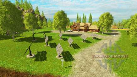 Big Farm for Farming Simulator 2015