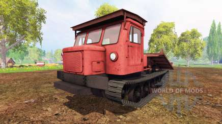 TT-4 [build] for Farming Simulator 2015