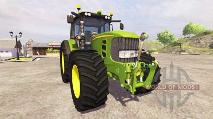 John Deere 7530 Premium v3.0 for Farming Simulator 2013