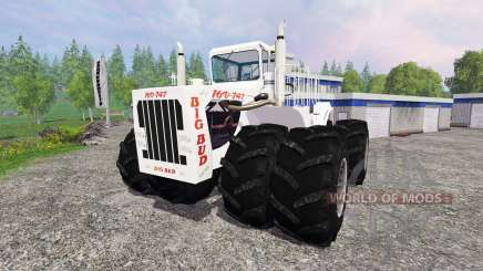 Big Bud-747 [new sound] for Farming Simulator 2015